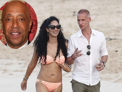 Dry Snitching: Russell Simmons Announces Kimora Lee Simmons' Secret Marriage to Tim Leissner