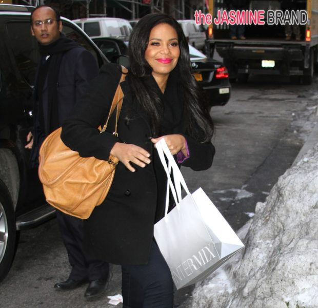 Sanaa Lathan, Mary J Blige, Wendy Williams Spotted in NYC, Jordin Sparks Gets Cutesy In Beauty Shoot + More Celeb Stalking