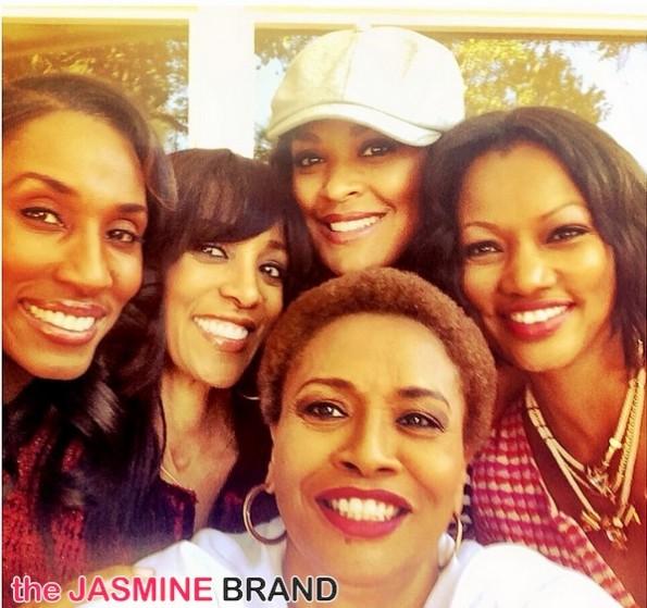 shaun robinson-niecy nash-gospel brunch-birthday party 2014-the jasmine brand