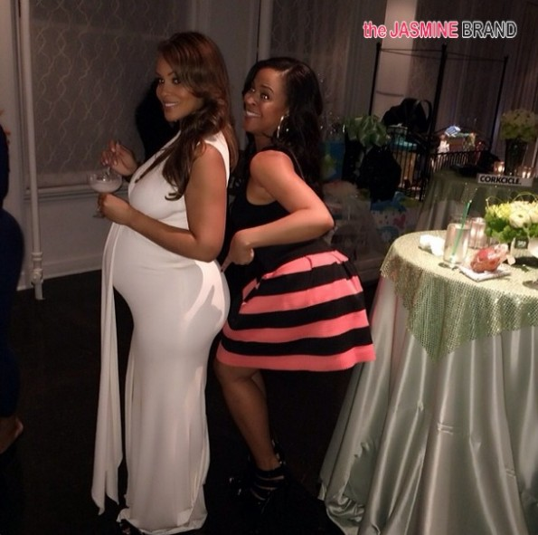 shaunie oneal-dunk-evelyn lozada-baby shower 2014-the jasmine brand