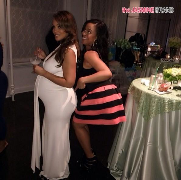 shaunie oneal-dunk-evelyn lozada-baby shower 2014-the jasmine brand