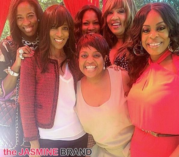 sherri shepherd-shaun robinson-niecy nash-gospel brunch-birthday party 2014-the jasmine brand
