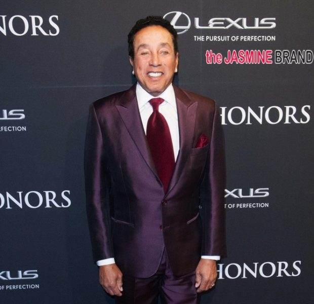 (EXCLUSIVE) Smokey Robinson Fires Back At Ex Manager: I don't owe you anything!