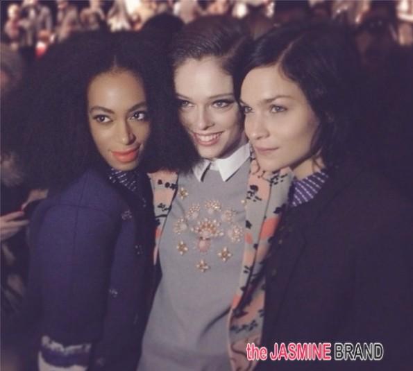 solange knowles-new york fashion week 2014-the jasmine brand