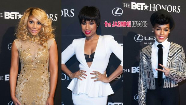 BET Honors Red Carpet: Tamar Braxton, Jennifer Hudson, Janelle Monae & More!