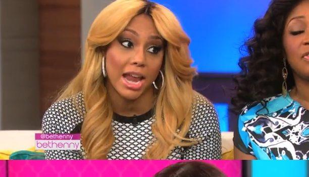 [VIDEO] Tamar Braxton Disapproves of Sister Towanda Dating Kordell Stewart: He's Not A Catch!