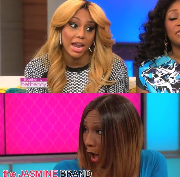 [VIDEO] Tamar Braxton Disapproves of Sister Towanda Dating Kordell Stewart: He's Not A Catch!