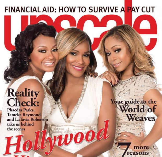 Tameka Raymond Covers UPSCALE, Explains Why She Joined 'Atlanta Exes'