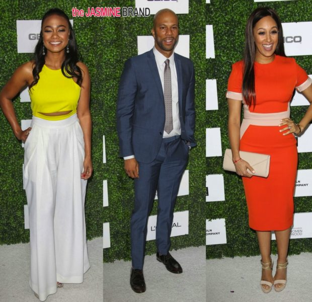 [Photos] 7th Annual Essence 'Black Women in Hollywood' Red Carpet: Kerry Washington, Tracee Ellis Ross, Tika Sumpter, Lupita Nyong'o, Tatyana Ali & More