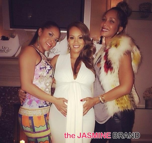 photos evelyn lozadas diapers amp diamonds baby shower
