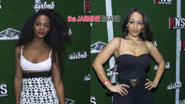 Tika Sumpter, Melyssa Ford, Tyson Beckford Attend Roc Nation Sports Party