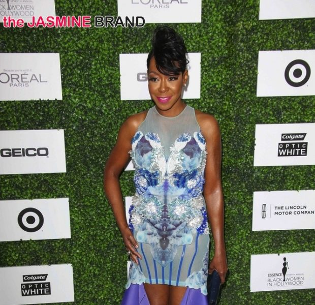 "[INTERVIEW] Tichina Arnold Talks ""Survivor's Remorse"", Motherhood & Disagreement With French Montana"