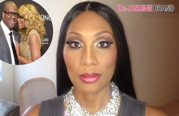 Towanda Braxton Says She Was Reprimanded After Blasting Tamar Braxton's Husband: My sisters yelled at me!