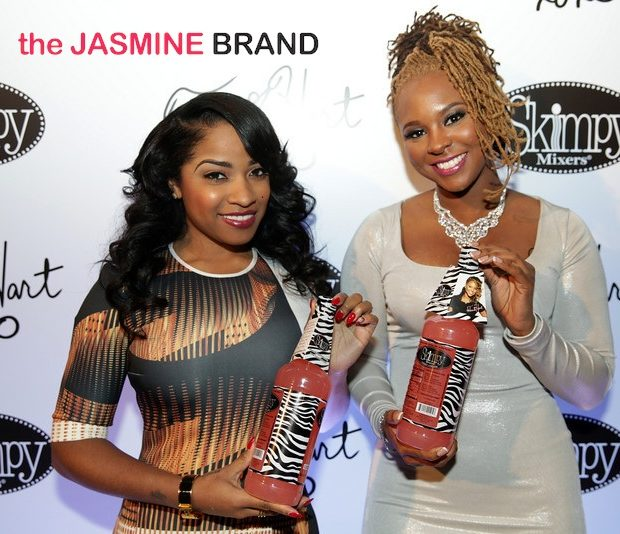 Atlanta Exes' Torrei Hart Throws Launch Party With Cast: Monyetta Shaw, Christina Johnson & Friends