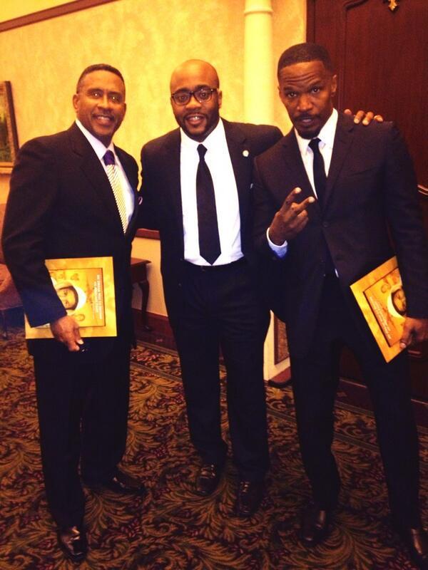 trayvon martin foundation dinner-michael baisden-rep alan 2014-the jasmine brand