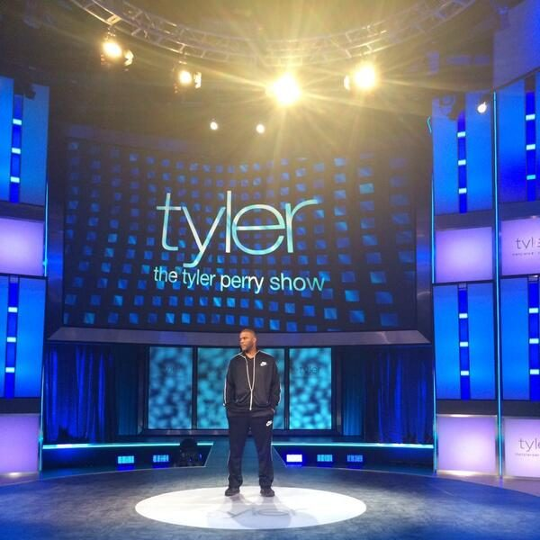 Hustle Harder: The Tyler Perry Show Announced