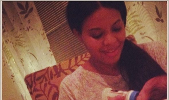 Mommy Mode: Vanessa Simmons Shares Glimpse of New Daughter, Ava Marie Jean
