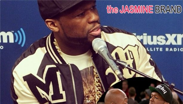 50 Cent Explains Why He Confronted Steve Stoute