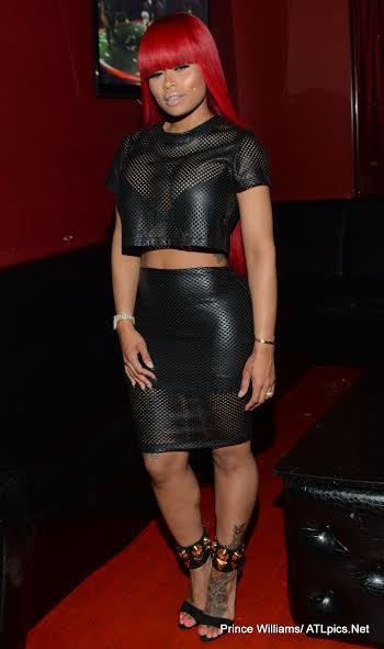 Blac Chyna-Diamonds of Atlanta-The Jasmine Brand