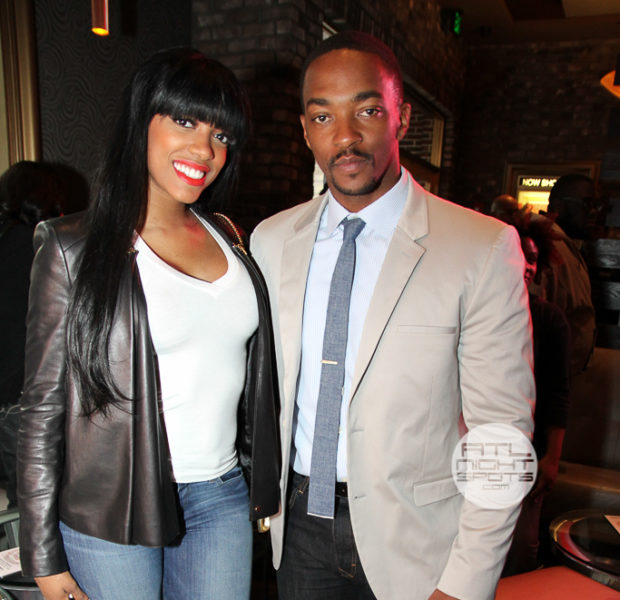 Cynthia Bailey, Porsha Williams & More Reality Stars Attend ATL 'Captain America' Premiere