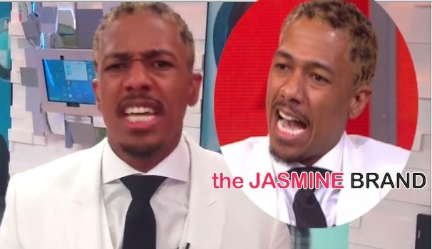 Haute or Hot A Mess: Nick Cannon Introduces New Blonde Cheetah Print Hair on GMA