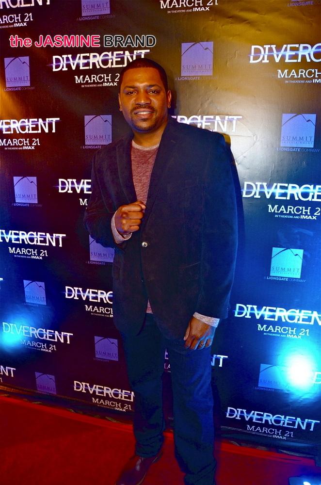 """""""Divergent"""" San Francisco Premiere - Arrivals"""