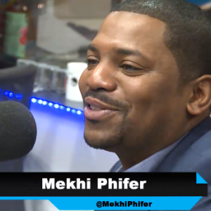 Mekhi on Breakfast Club
