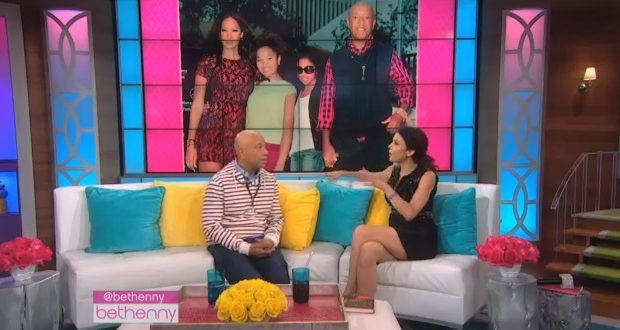 [VIDEO] Co-Parenting Coolness: Russell Simmons Says Divorcing Kimora Was Simple
