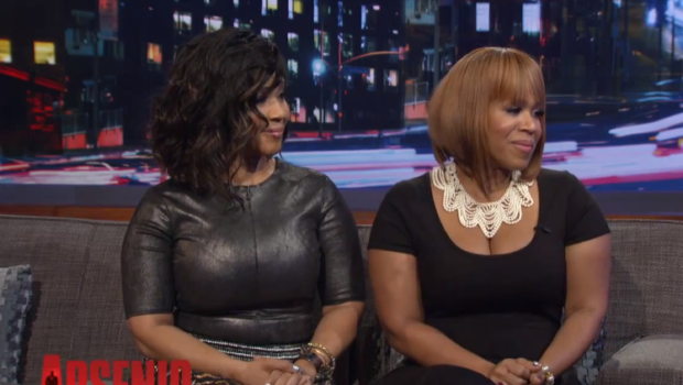 [VIDEO] Mary, Mary Brings Gospel To Arsenio + Erica Campbell Performs 'Help'