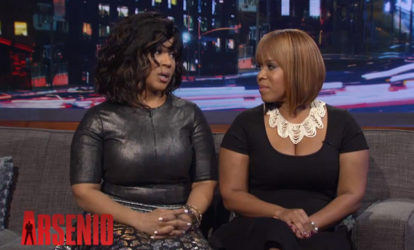 Mary Mary Bring Gospel To Arsenio Hall Show-2-The Jasmine Brand