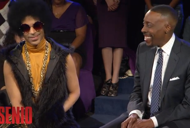 [WATCH] Prince Reveals His Biggest Pet Peeve, Performs On The Arsenio Hall Show