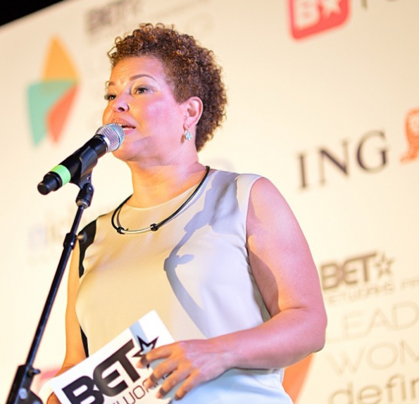 Debra-Lee-BET-Leading-Women-Defined-Conference- The Jasmine Brand