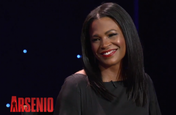 Nia Long Talks kissing Tyler Perry-The Jasmine Brand