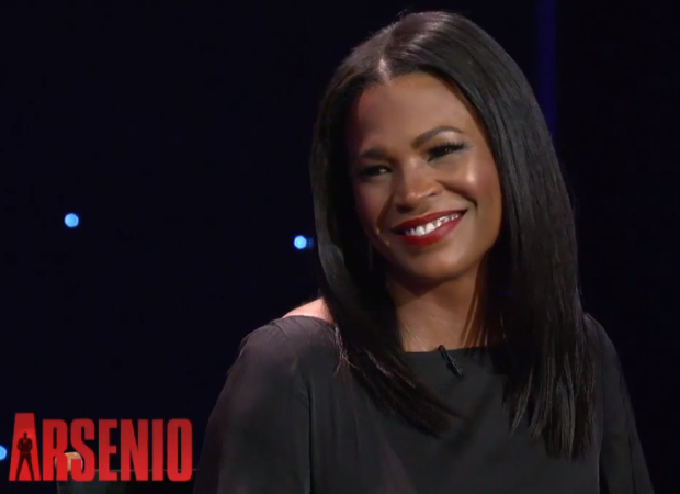 [VIDEO] Nia Long Talks Kissing Tyler Perry, Sevyn Streeter Performs 'It Won't Stop' on Arsenio Hall