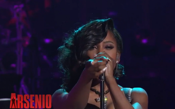 Sevyn Streeter Performs It Wont Stop-The Jasmine Brand