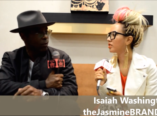 [EXCLUSIVE] Isaiah Washington Talks Missing Grey's Anatomy, Shonda Rhimes & Hollywood Regrets