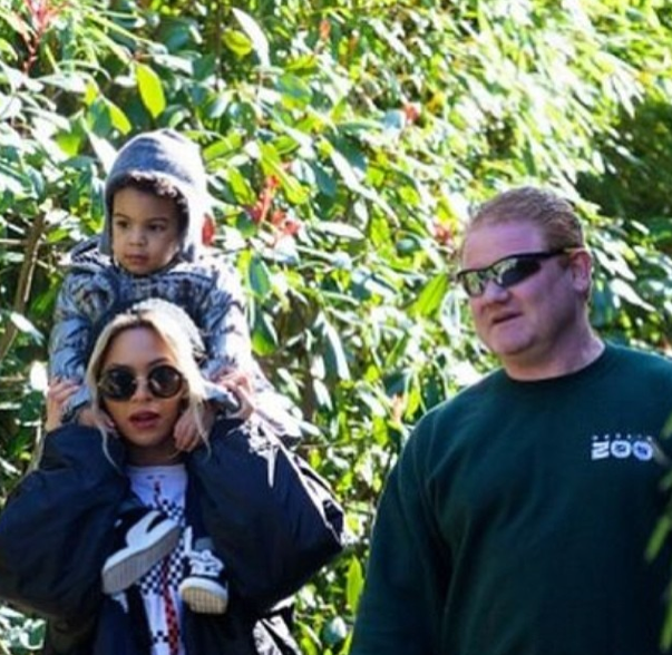 Blue Ivy Takes Dublin Zoo, Ciara and Future Go Beachin' + More Celebrity Stalking