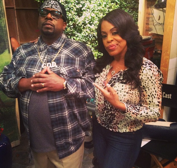 Niecy Nash-Cedric The Entertainer-The Jasmine Brand