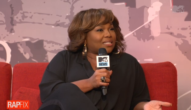 [VIDEO] Mona Scott-Young Reacts to Love & Hip Hop's Hefty Lawsuit