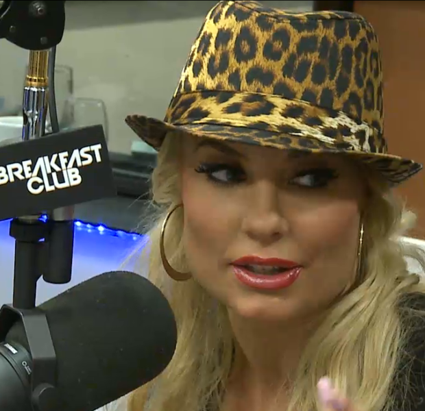 [VIDEO] Coco Dodges Reports of Cheating On Ice T: We don't read the blogs.