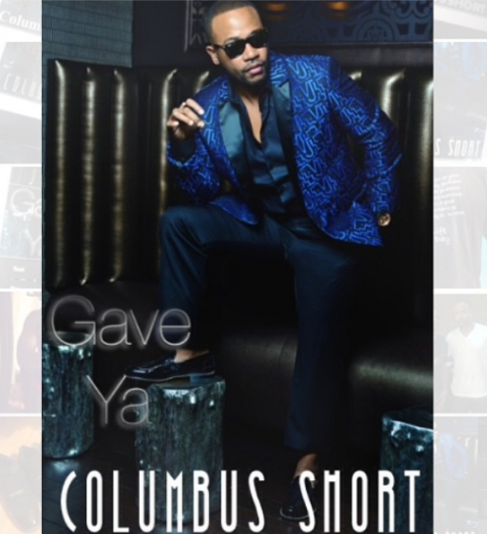 Columbus-Short Releases Single-The Jasmine Brand