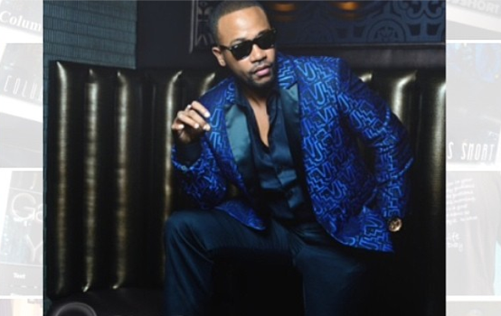 Columbus Short Tries His Hand At Music, Releases Single 'Gave Ya'