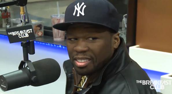 50 Cent-Breakfast Club-2-The Jasmine Brand