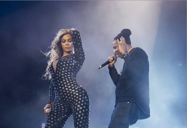 [WATCH] Beyonce & Jay Z Bring 'Drunk In Love' to London