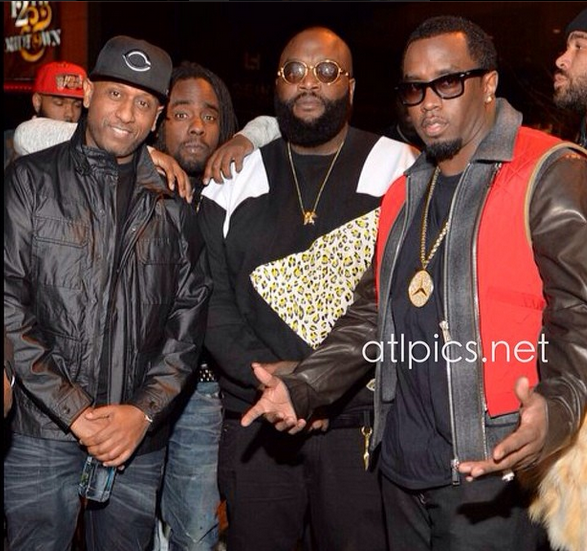 Shooting Takes Place At Rick Ross Atlanta Album Release Party