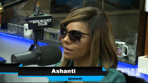 [VIDEO] Ashanti Talks Old Keyshia Cole Beef, Dating DeSean Jackson + If She Was Jealous Of Nelly's Ex Tae Heckard