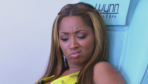Basketball Wives LA's Brittish Says She's Embarrassed By Her Behavior