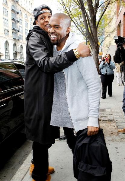 Ear Hustlin: Jay Z Declines Best Man In Kanye West Wedding, Refuses To Have Family Filmed On Reality TV