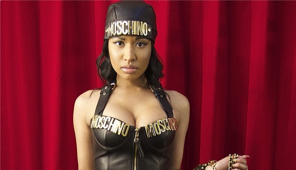 Lil Wayne, Tyga & Birdman Shine In Nicki Minaj's 'Senile' Video Shoot