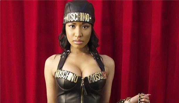 Lil Wayne, Tyga & Birdman Shine In Nicki Minaj's 'Senile' Video Shoot